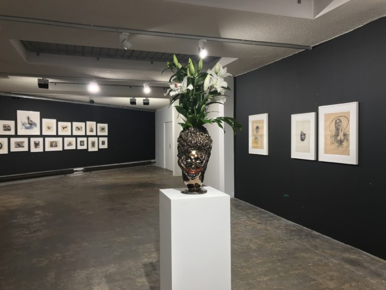 Jean-Luc Verna / La FabriC / courtesy Galerie Air de Paris & Fondation Salomon
